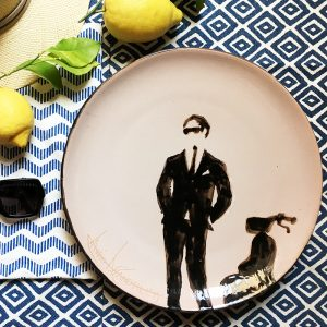 La Dolce Vita Plate collection