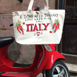 I just need to go to Italy! The peperoncino bag!