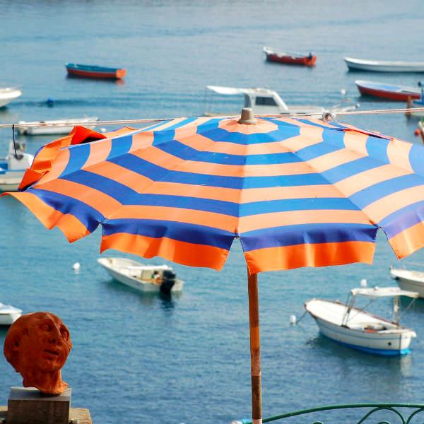 Ischia Ponte, Ischia island, Hotel Villa antonio, Ischia seaviews, Photo Lisa van de Pol, Italian Summers