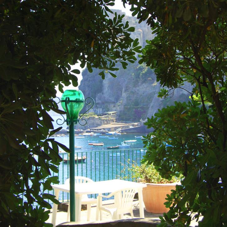 Ischia Ponte, Ischia Island, Hotel Villa Antonio, art with a view, Photo by Lisa van de Pol, Italian Summers