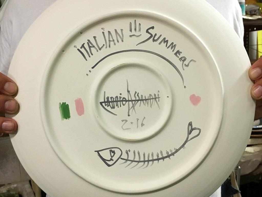 EXCLUSIVE ITALIAN CERAMICS