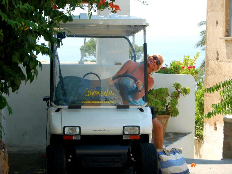 Panarea Island, Hotel Girasole, photo by Lisa van de Pol, Italian Summers