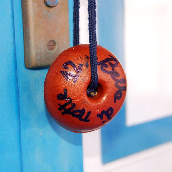 Panarea Island, my room key, Photo Lisa van de Pol, Italian Summers
