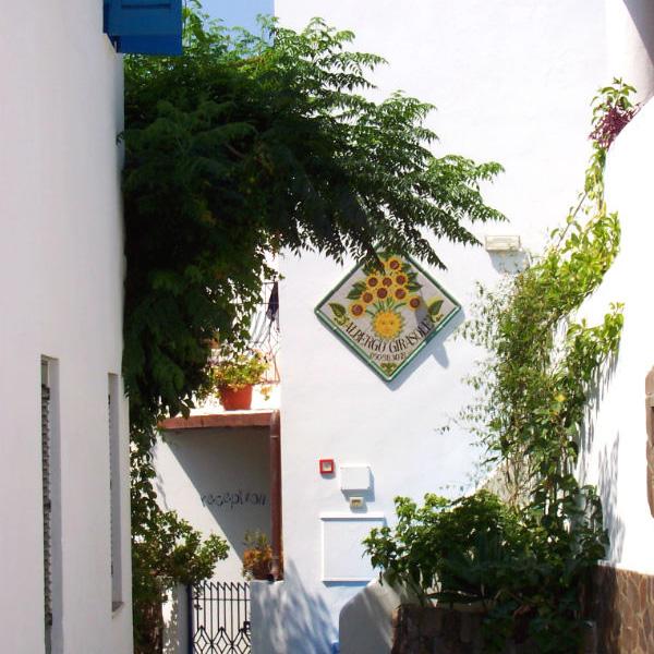 Panarea island, little Panarea street, Photo by Lisa van de Pol, Italian Summers