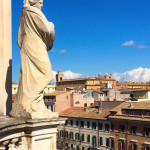 Walking Rome with Claudio Assandri, Piazza Navona from another angle