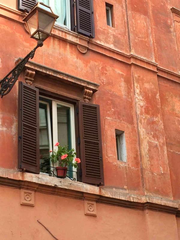 Roman colors. Rome, Italy © Foto by Lisa van de Pol