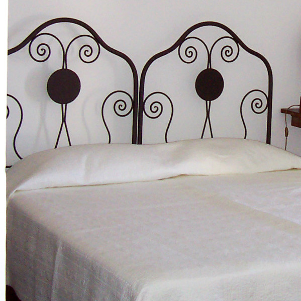 Salina, Hotel signum, bedroom, Photo by Lisa van de Pol, Italian Summers