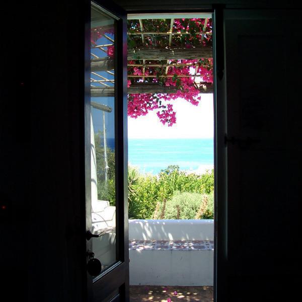 Salina, Hotel signum, room wiew, Phot by Lisa van de Pol, Italian Summers
