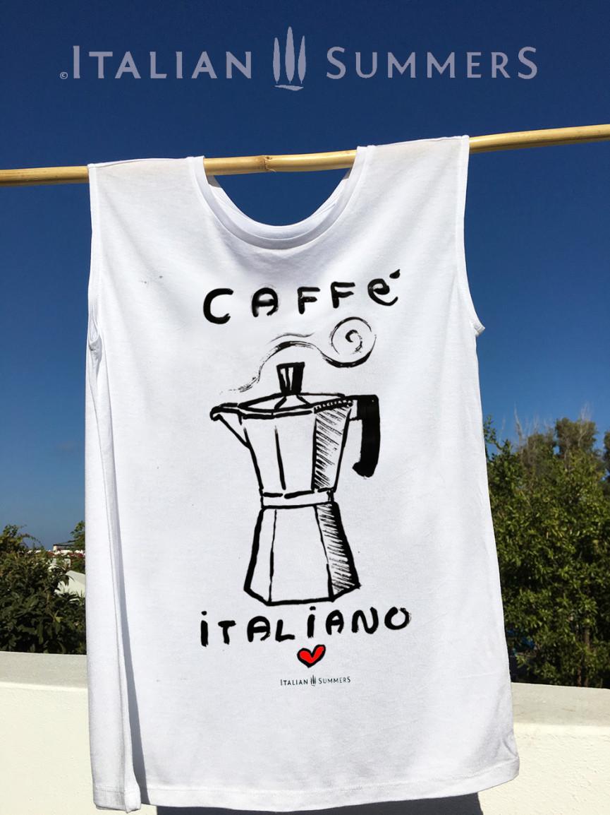 Shirt CAFFE ITALIANO by italian Summers