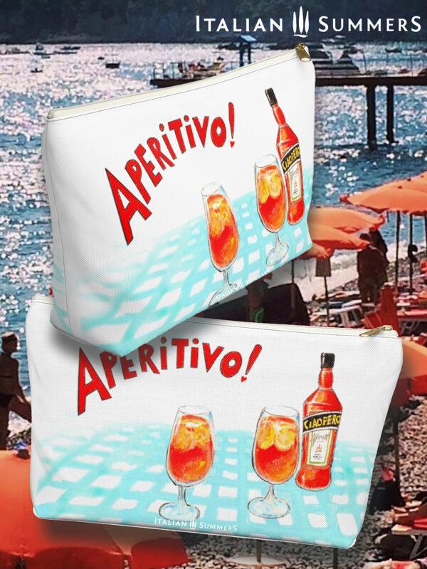 Clutch APERITIVO ITALIANO by Italian Summers