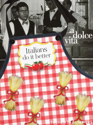 Apron Italians do it better by Italian Summers