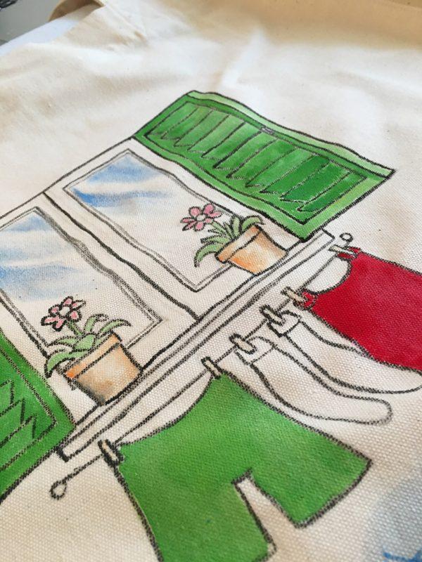 CIAO ITALIA tote bag by Italian Summers