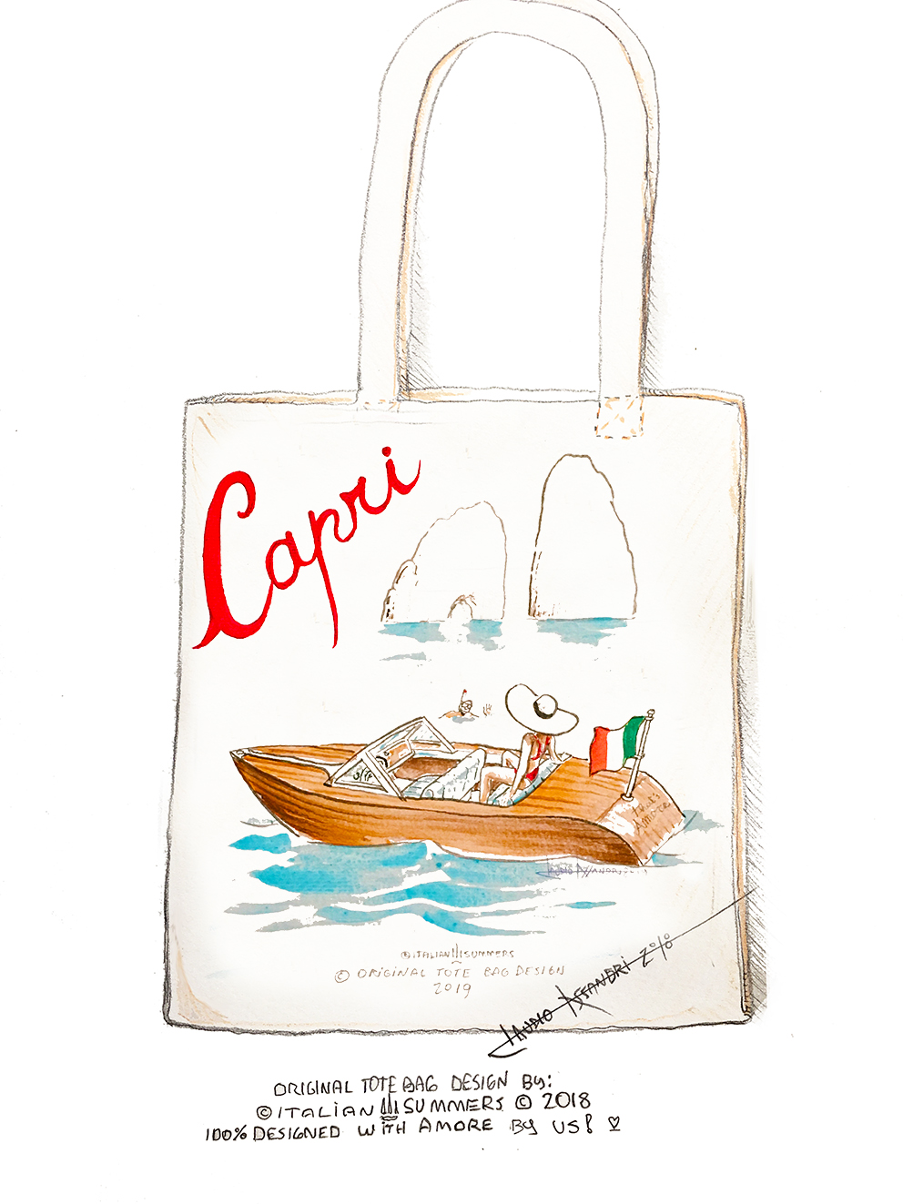 Personalized gifts for Italian Weddings
