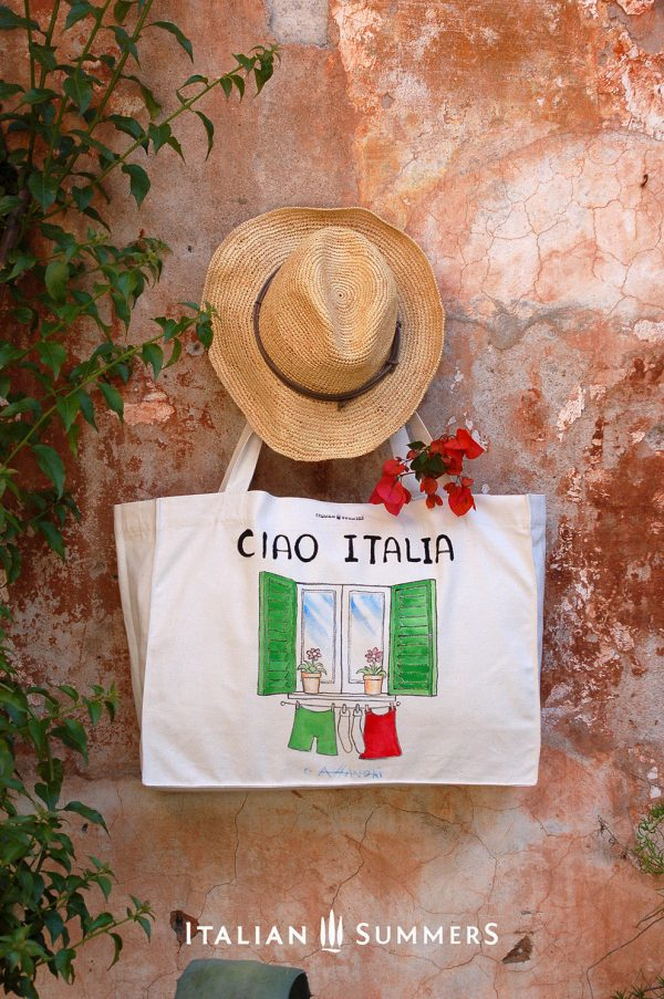 Ciao Italia tote bag by Italian Summers (2)