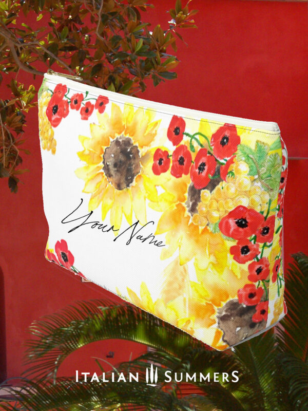 Ciao Tuscany clutch by Italian Summers
