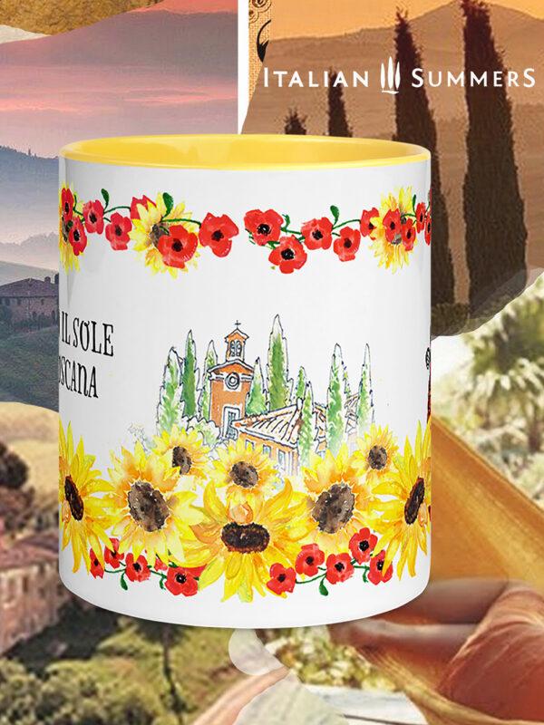 Mug Ciao Tuscany by Italian Summers
