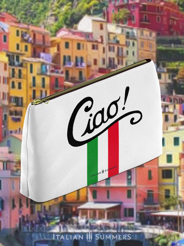 Clutch CIAO ITALIA by Italian Summers