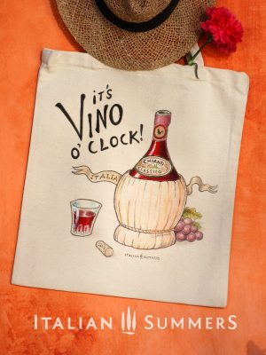 IT'S WINE O'CLOCK ITALIAN STYLE by Italian Summers