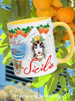 Mug SICILIA by Italian Summers1