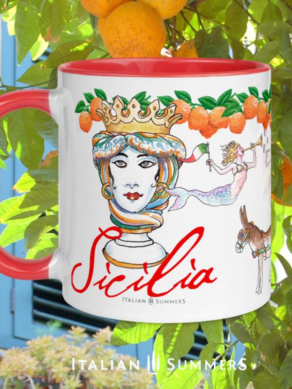 Mug SICILIA by Italian Summers1