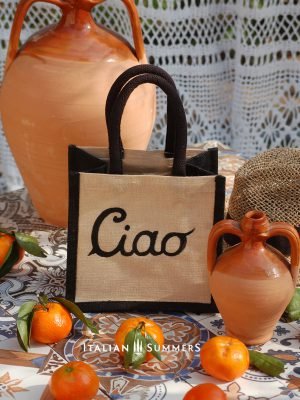 PICCOLA CIAO BELLA mini bag