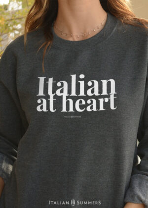 Sweatshirt ITALIAN AT HEART by Italian Summers