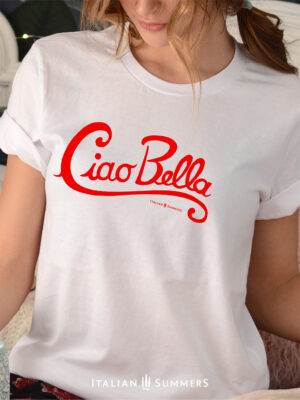 T Shirt CIAO BELLA by Italian Summers
