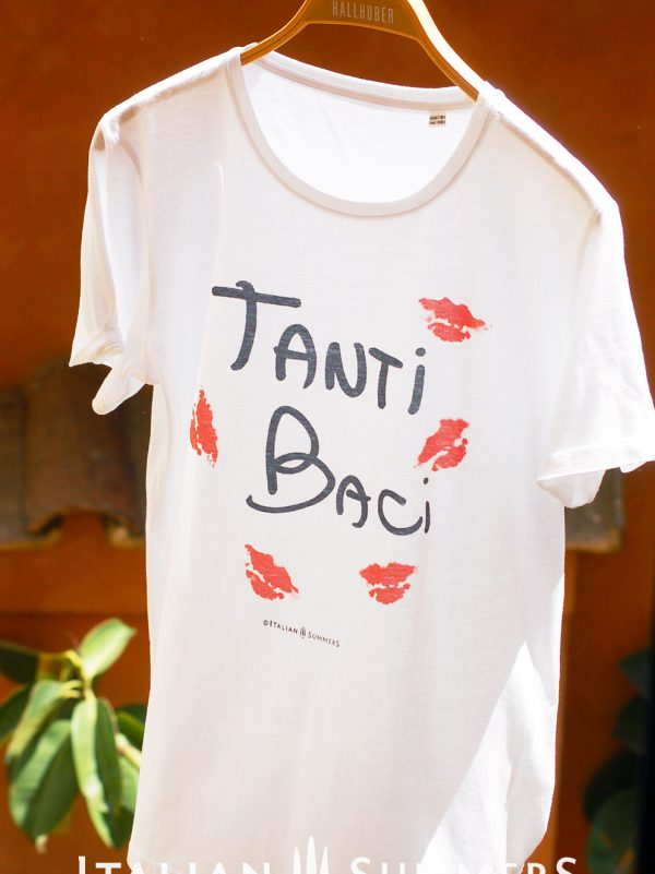T shirt TANTI BACI by Italian Summers