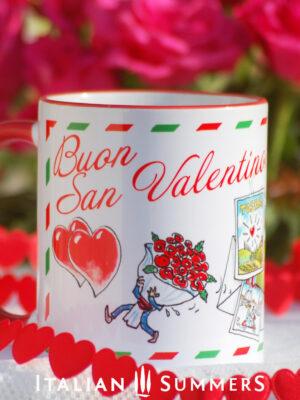 Valentine Mug by Italian Summers