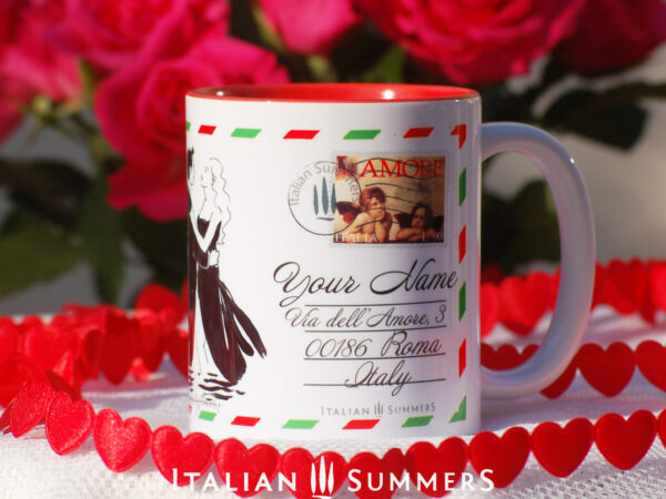 Valentine Mug YOU ARE THE ANITA IN MY DOLCE VITA by Italian Summers