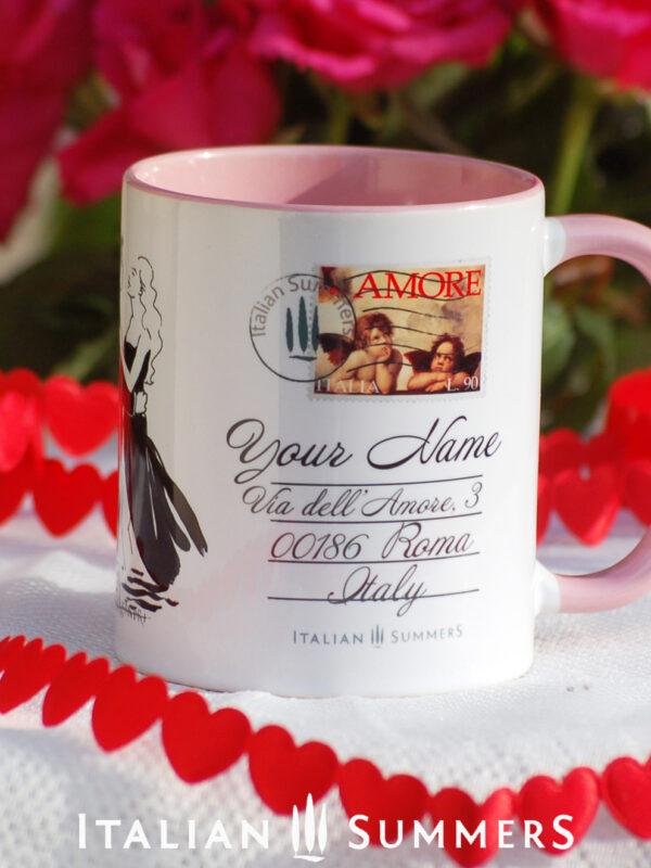 Valentine Mug Valentine Mug YOU ARE THE ANITA IN MY DOLCE VITA by Italian Summers